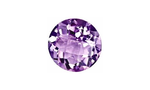 Lavender Amethyst  5 cts 10x8 MM 1536D
