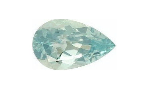 Natural Aquamarine Loose 2.8 cts 11X7X5 MM 1360D