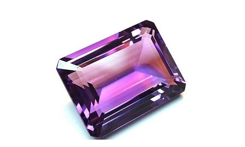 4.5 cts 12x10x7 MM African Amethyst loose faceted 1650D