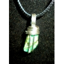 Emerald in sterling 25X..