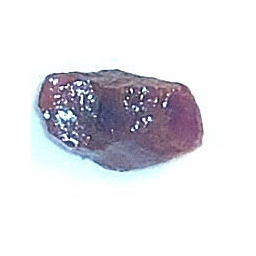 Ox Blood Ruby Rough 8 cts 15..