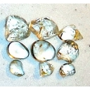 5 to 10 MM Topaz Facet ..