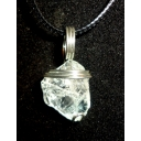 Aquamarine In Sterling ..