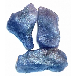 Iolite Rough 300 cts 30  MM ..