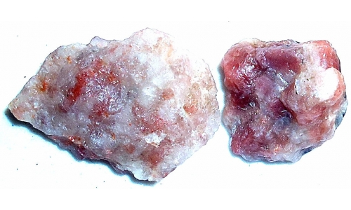 Raw Natural Rainbow Sunstone 280 cts 25 to 45 MM 1193E