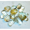10 to 12 MM Topaz Facet..