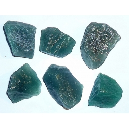 Green Quartz 25x20x15 MM 1293E