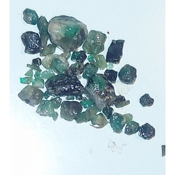 Columbian Emerald Rough 30 c..