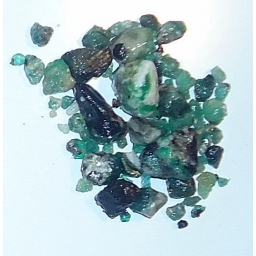 Colombian Emerald Rough 40 c..