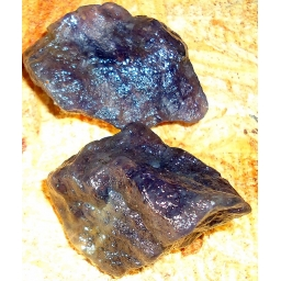 Iolite Rough 250 cts 40 MM 1..