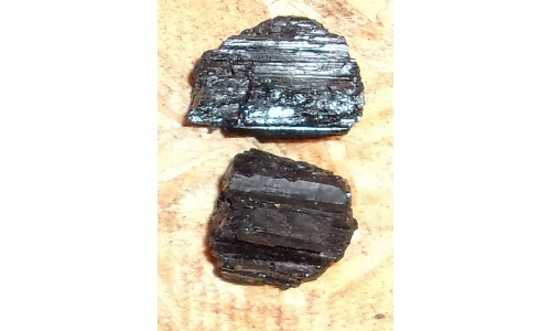 Black Tourmaline 120 cts 25 MM 1903E