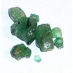 Colombian Emerald Rough 7 ct..