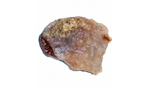 Fire Agate Deer Creek Natural 50x35x20 MM 300 cts 349F