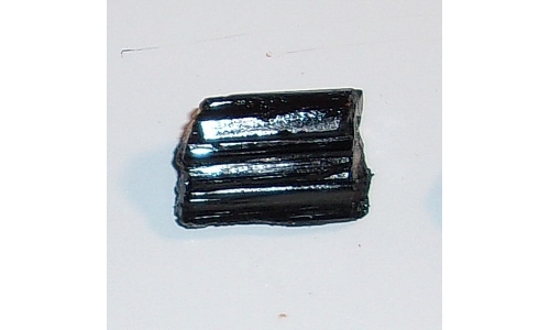 Black Tourmaline 50 cts Natural 25x20x15 MM 383F