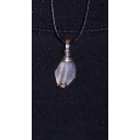 Moonstone in Silver 30X..