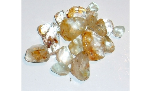 10 to 25 MM African Riverbed Topaz Rough 180 cts 479F