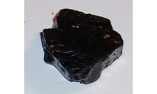 Black Tourmaline 140 cts Natural 30x30x15 MM 509F