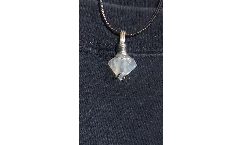 Moonstone in Silver 20X15X5 MM Hand Made 512F