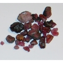 Natural Ruby 60 cts 5 T..