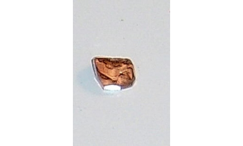 12 to 15 MM Brazilian  Imperial Topaz Facet Grade Rough 1 cts 602F