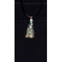 Moonstone in Silver 20X..