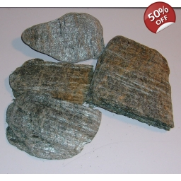 1/2 Pound Solid Green Mica 9..