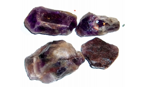 1/2 Pound Super Seven Amethyst Melody Stone 40 to 65 MM 951F