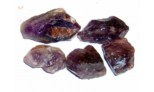 1/2 Pound Super Seven Amethyst Melody Stone 40 to 60 MM 952F