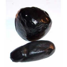 1/2 Pound Black Agate 50 to ..