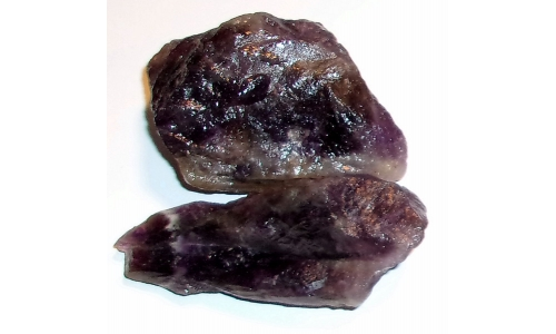 1/2 Pound Super Seven Amethyst Melody Stone 75 to 85 MM 1045F