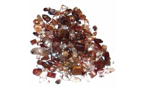 5 to 20 MM Brazilian Topaz Natural Rough 500 cts 1071F