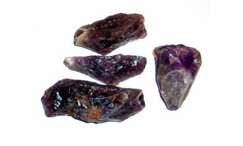 1/2 Pound Super Seven Amethyst Melody Stone 65 to 75 MM 1103F