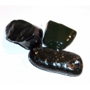 1/2 Pound Black Agate 4..