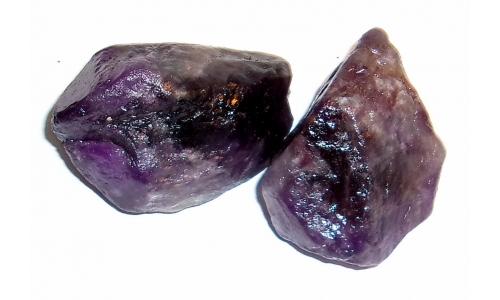1/2 Pound Super Seven Amethyst Melody Stone 65 MM 1132F