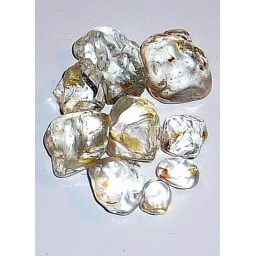 8 to 18 MM African Topaz Fac..
