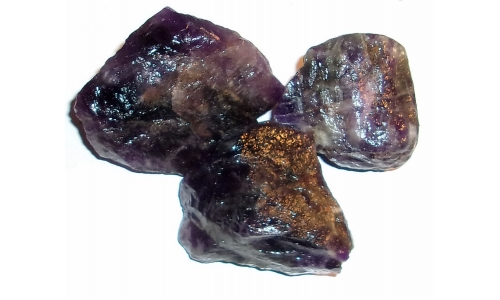 1/2 Pound Super Seven Amethyst Melody Stone 40 to 60 MM 1180F
