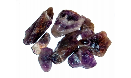 1/2 Pound Super Seven Amethyst Melody Stone 35 to 60 MM 1213F