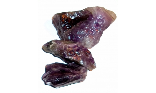 1/2 Pound Super Seven Amethyst Melody Stone 50 to 70 MM 1214F