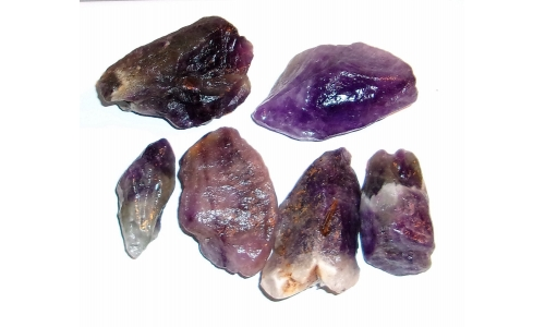 Super Seven Amethyst Melody Stone 200 Grams 45 to 60 MM 1250F