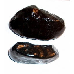 1/2 Pound Black Agate 55 to ..