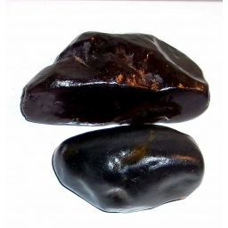 1/2 Pound Black Agate 65 to ..