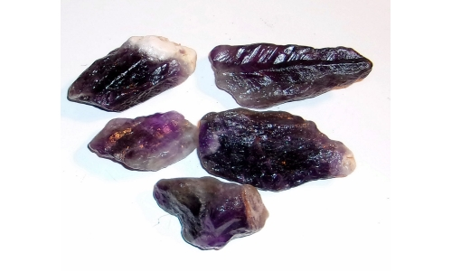1/2 Pound Super Seven Amethyst Melody Stone 40 to 70 MM 1329F