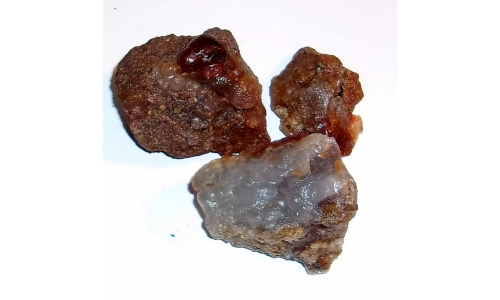 1/2 Pound Fire Agate Deer Creek Natural 45 to 55 MM 1335F