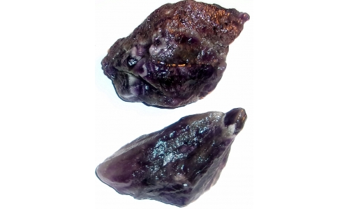 1/2 Pound Super Seven Amethyst Melody Stone 75 to 80 MM 1434F