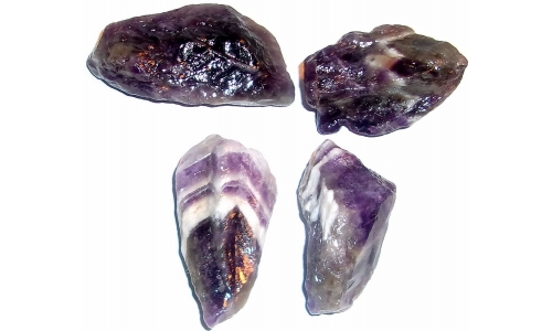 Super Seven Amethyst Melody Stone 200 Grams 55 to 70 MM 1435F