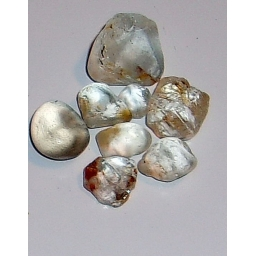 8 to 20 MM African Topaz Fac..