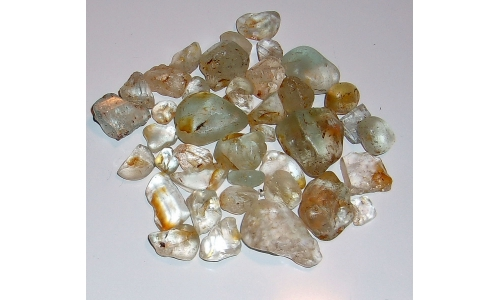 10 to 30 MM African Riverbed Topaz Rough 700 cts 1477F