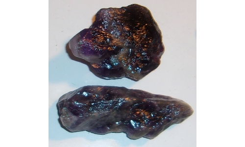 1/2 Pound Super Seven Amethyst Melody Stone 70 to 90 MM 1518F