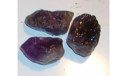 Super Seven Amethyst Melody Stone 38 Grams 30 MM 1563F