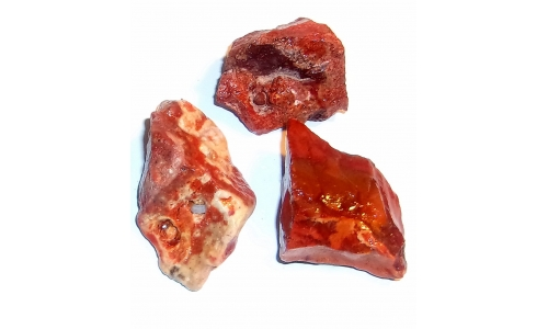 440 cts Mexican Fire Opal Natural 35 to 55 MM 1568F